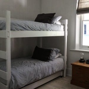bunkbeds perfect for kids to escape