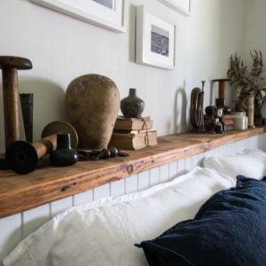 King bed details